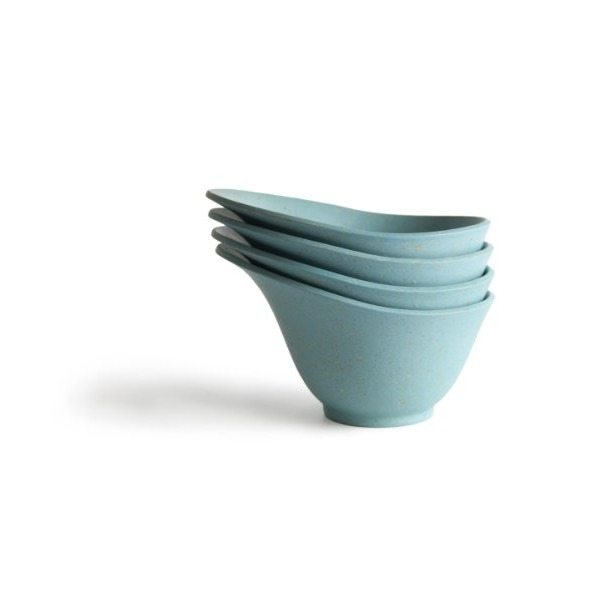 Architec Purelast Prep Bowls, Set of 4, Blue