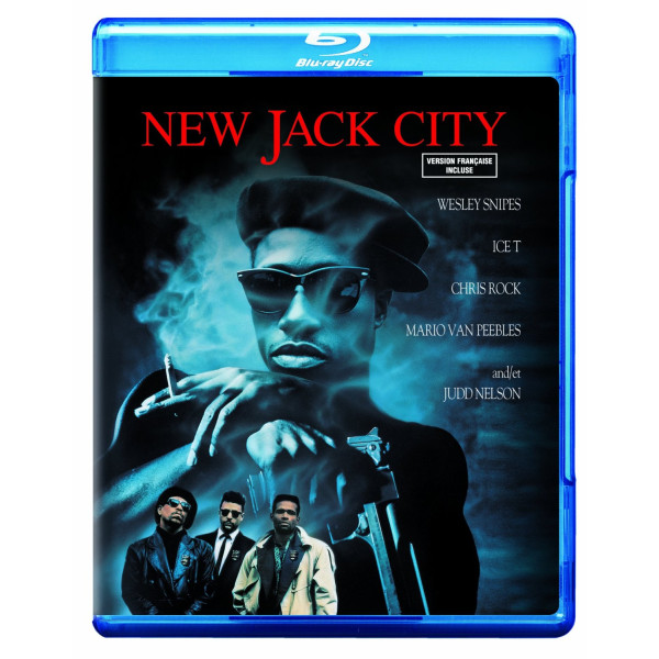 New Jack City (Bilingual) [Blu-ray]