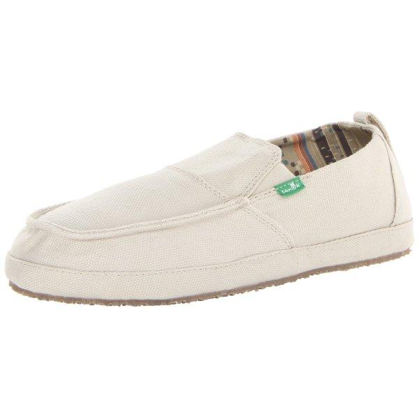 Sanuk Men's Commodore Slip-On Loafer,Tan,11 M US