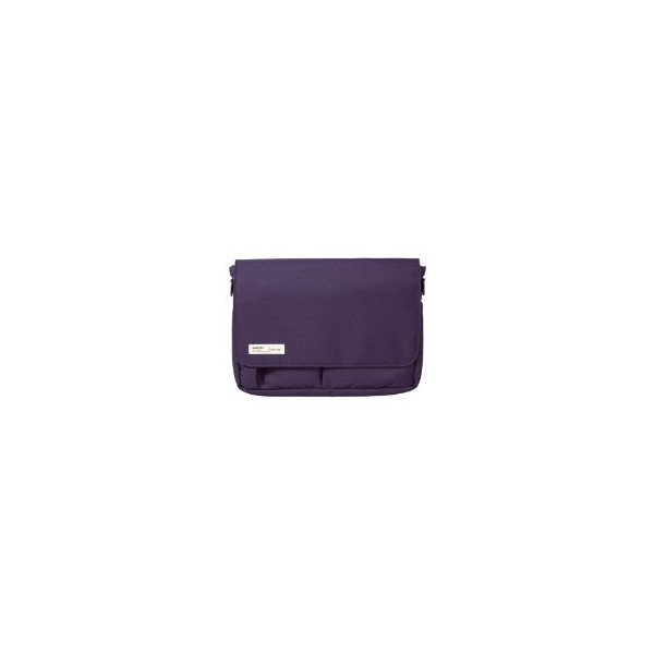 LIHITLAB Stationery Electronics Bag in Bag A5 Navy A7575