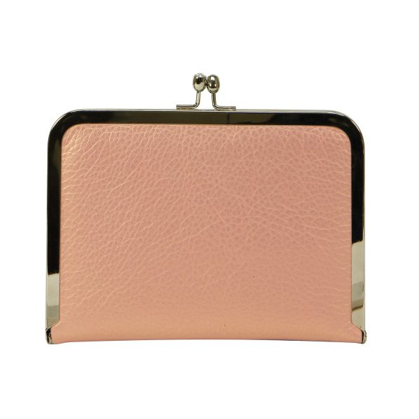 C.R. Gibson Photo Clutch, Pink Pearl