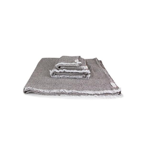 Morihata - Nuno Multi-Purpose Towel (Medium Size) (Gray)