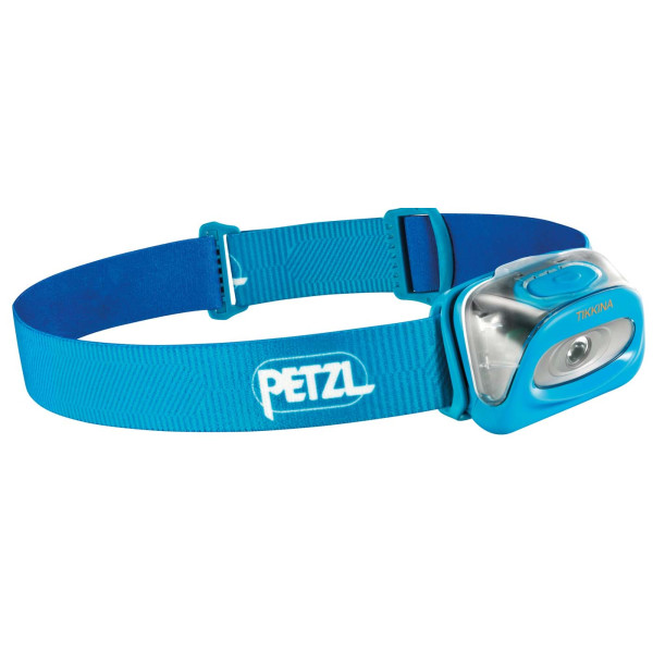 Petzl Tikkina Headlamp Ocean Blue