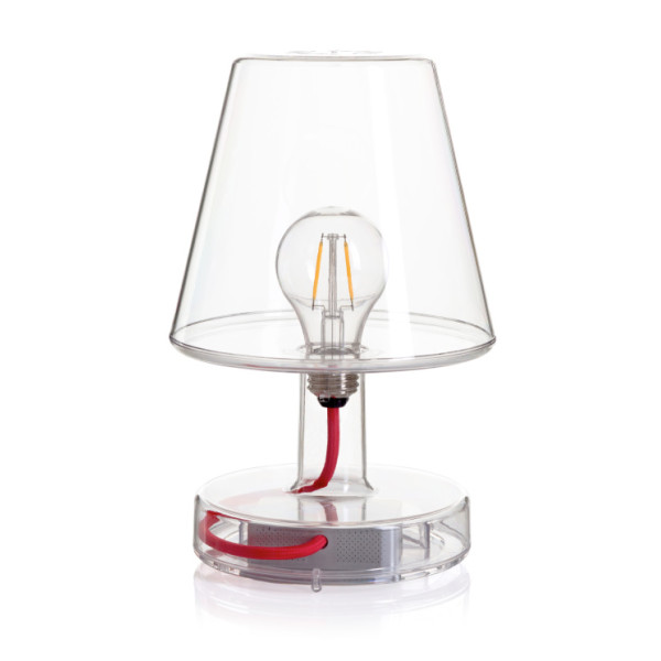 Fatboy Transloetje Table Lamp, Transparent