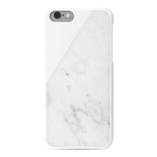 Native Union CLIC Marble case for iPhone 6
