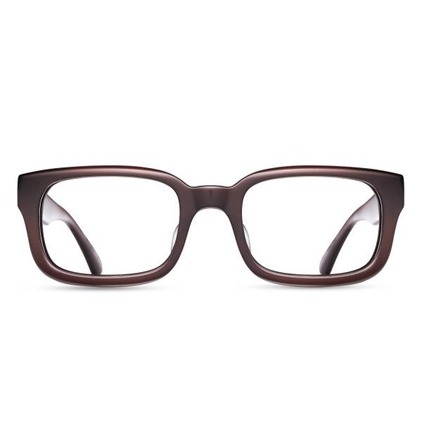 Matsuda M1010 Matte Brown Eyewear