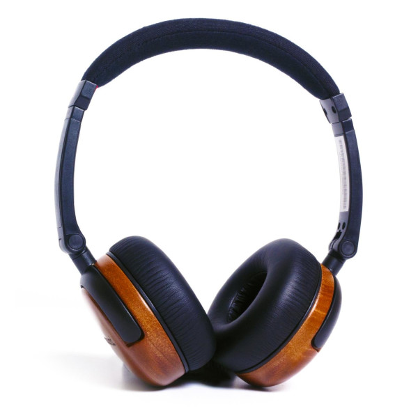 thinksound On1 Supra-Aural On-Ear Monitor Wooden Headphone