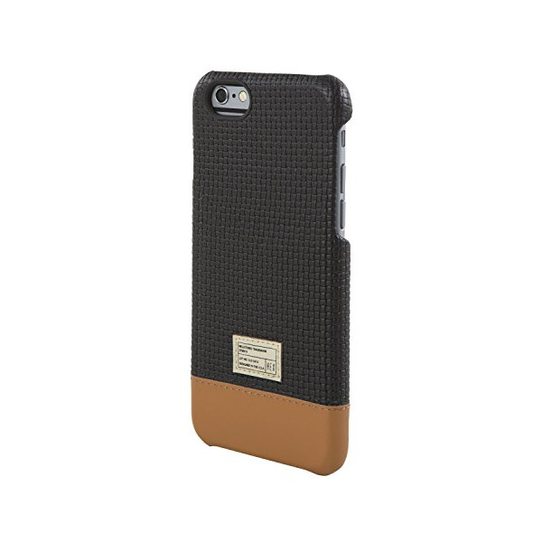 HEX Focus Leather Case for iPhone 6 (Black Woven)