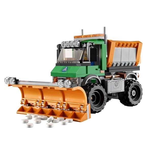 LEGO City Great Vehicles Snowplow Truck