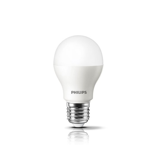 Philips 800 Lumens LED Household Light Bulb, Bright White, 10.5-watt (60-watt equivalent)