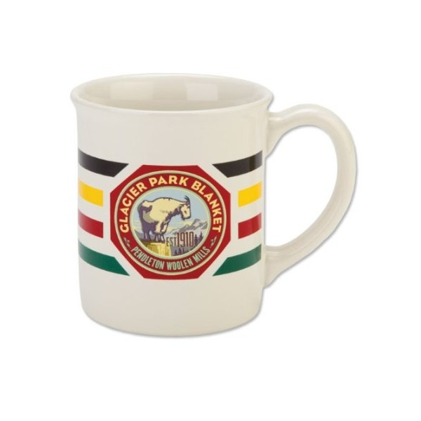 Orvis Pendleton National Park Mug, Yellow