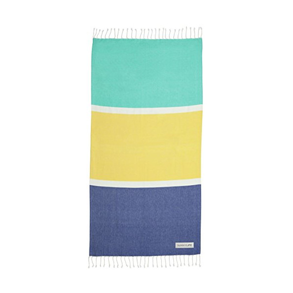 Sunnylife Fouta Towel Sorrento, One Size