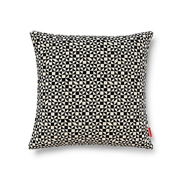 Maharam Checker Split Pillow
