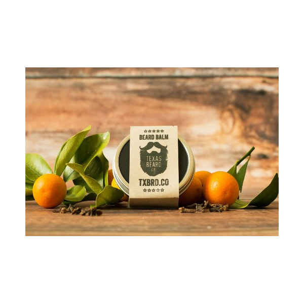 Clove Citrus Beard Balm - Texas Beard Co
