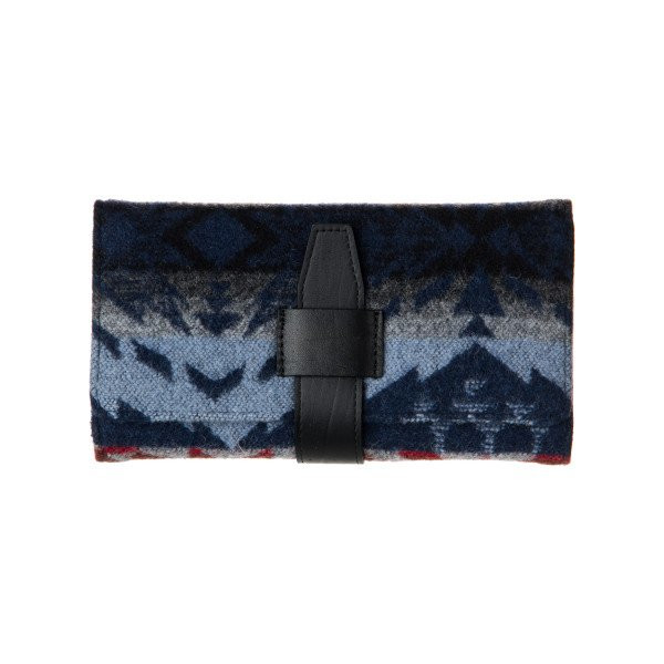 Pendleton Checkbook Wallet - Women's