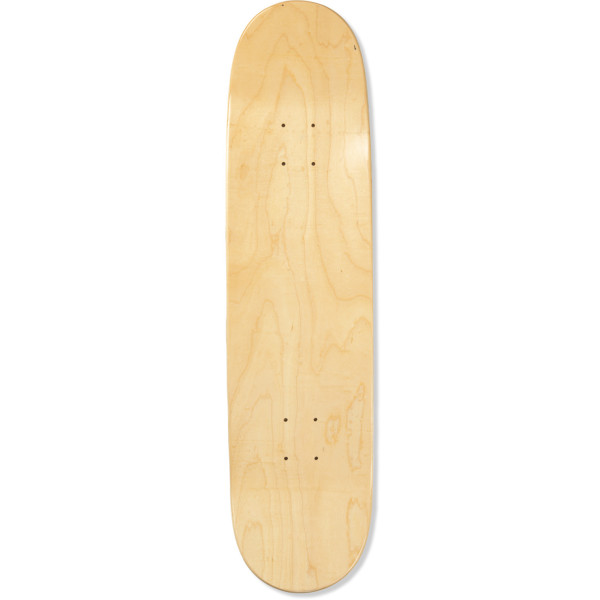 Pro Blank Canadian Maple Skateboard Deck