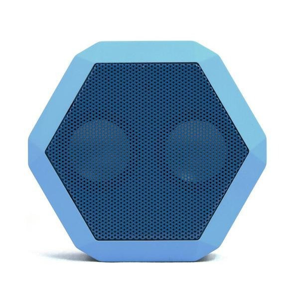 Boombotix REX Wireless Ultraportable Weatherproof Speaker (Electric Blue)