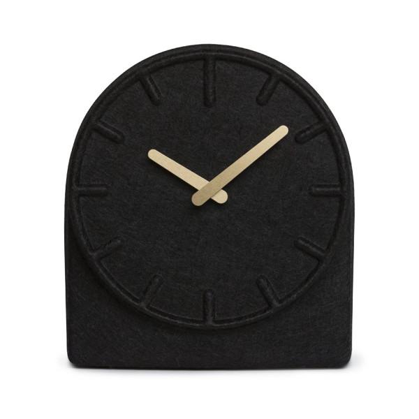 Felt Two Table Clock