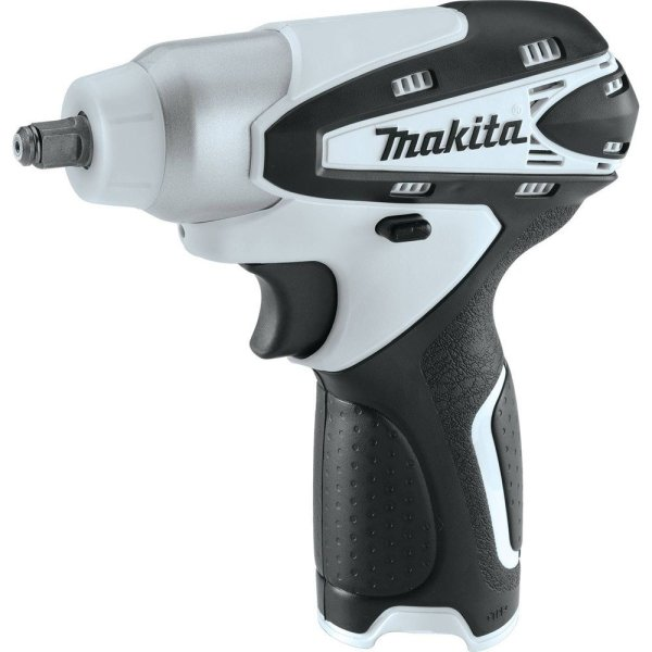 """Makita WT01ZW 12V max Lithium-Ion Cordless 3/8"""" Impact Wrench, Tool Only"""