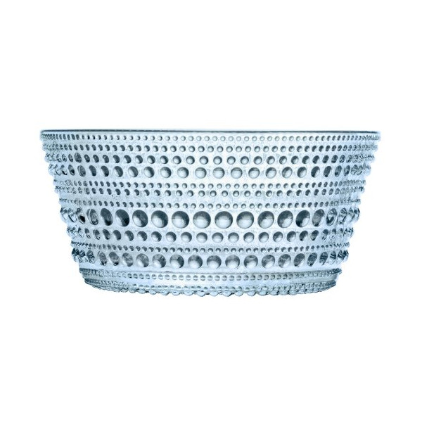 Iittala Kastehelmi Light Blue Bowl