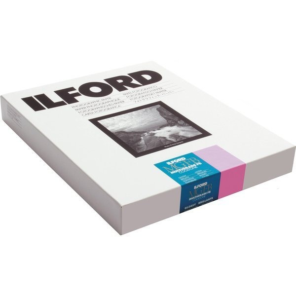 Ilford Multigrade FB Cooltone Variable Contrast Paper (11 x 14, 50 Sheets)