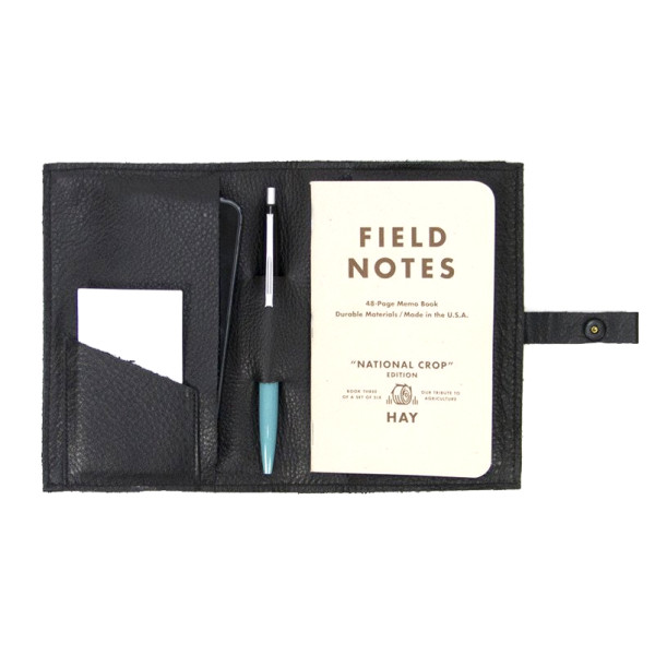 Leatherback Writer 2, Black