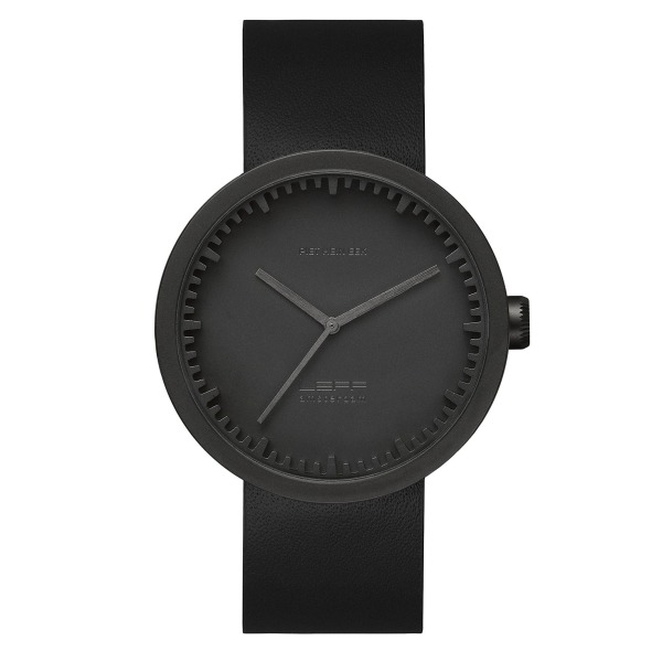 piet hein eek tube watch D42 black/black