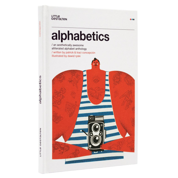 Alphabetics: An Aesthetically Awesome Alliterated Anthology