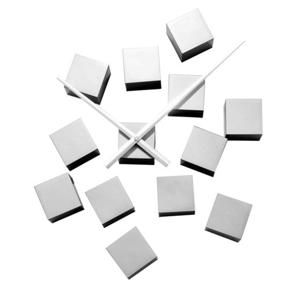 Karlsson Wall Clock Do It Yourself Cubic
