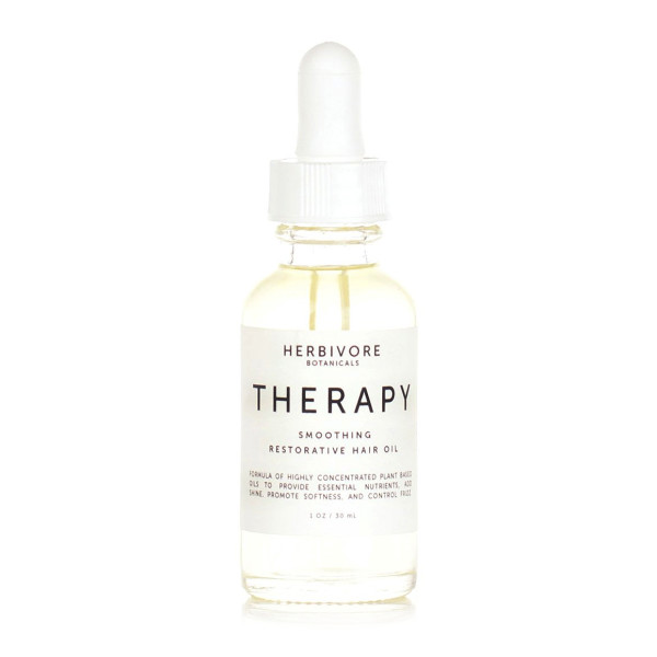 Herbivore Botanicals All Natural Therapy Hair Oil, Orange Blossom
