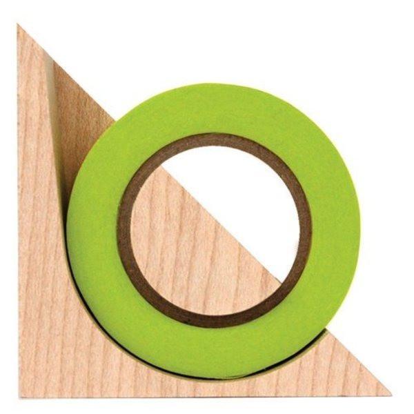 HACOA Handmade Wooden Masking Tape Cutter