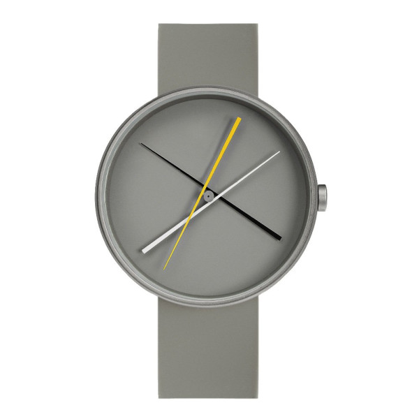 Projects Watches Denis Guidone, Crossover Gray