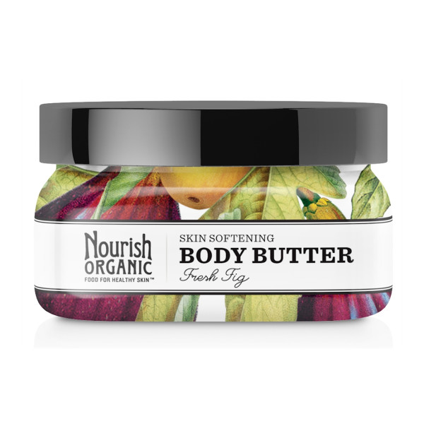 Nourish Body Butter Fresh Fig, 3.6oz