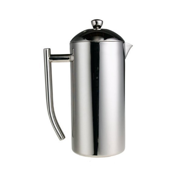Frieling French Press Polished Finish Mirrored Finish Coffee Press 44 oz