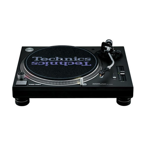 Panasonic Technics SL-1210MK5 Black Record Turntable - Direct Drive