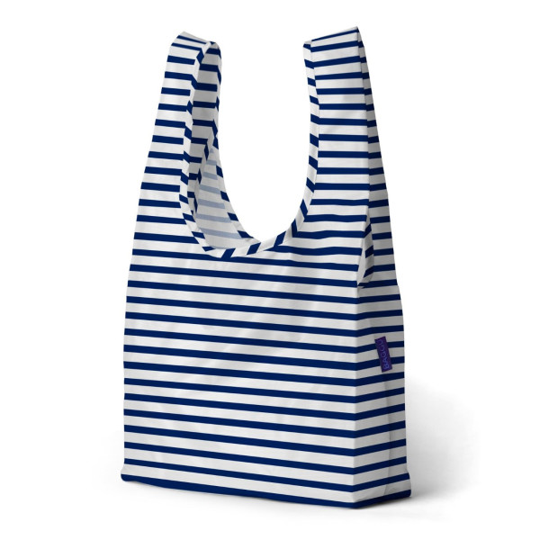 Baggu Reusable Shopping Bag, Sailor Stripe