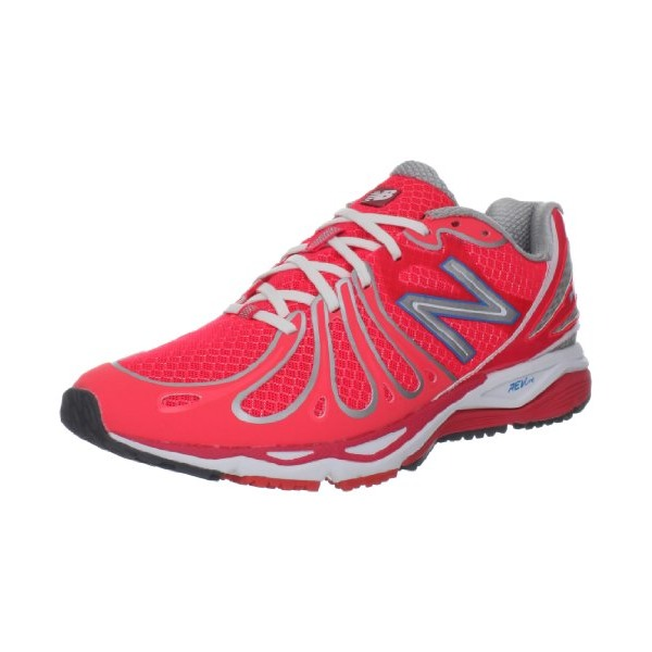 New Balance Women's W890v3 Running Shoe,Pink,10 B US