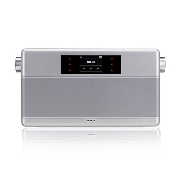 Geneva Sound Geneva WorldRadio - Silver/Aluminum