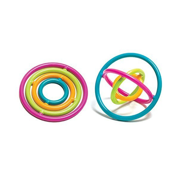 Gyrobi fidget toys, set of 12