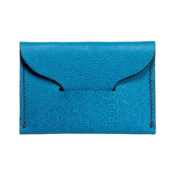 furukawa Women's Sei Slim Wallet, Clearwater Blue