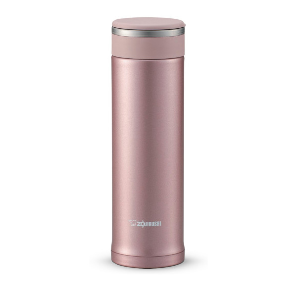 Zojirushi 0.48-Liter Stainless Steel Vacuum Insulated Mug, Rose