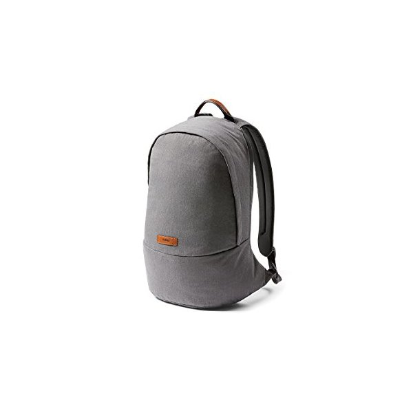 "Bellroy Classic Backpack (17 liters, 15"" laptop)-MidGrey"