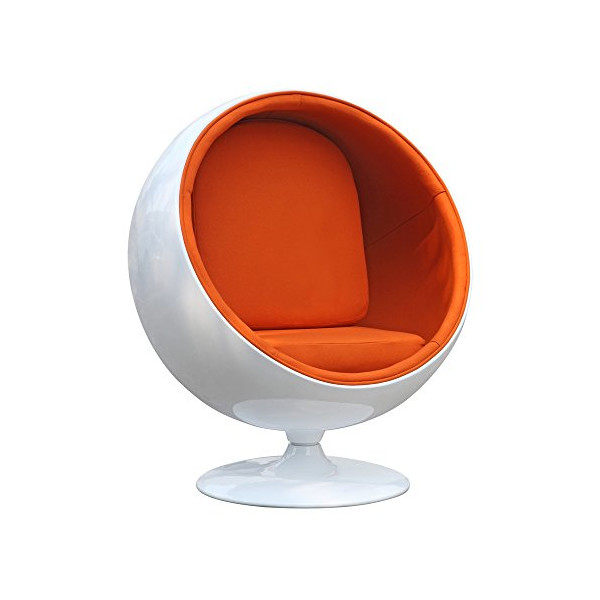 Eero Aarnio Ball Chair (Orange)