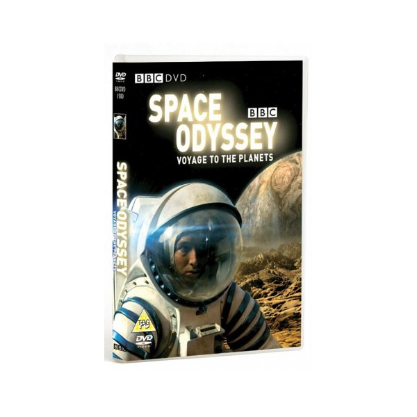 Space Odyssey: Voyage to the Planets [DVD] [2004]