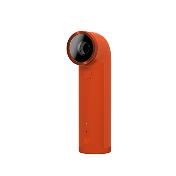 HTC RE 16.0MP Waterproof Digital Camera (Orange)