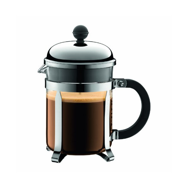Bodum Chambord French Press Coffee Maker, 17 oz / 4 cups
