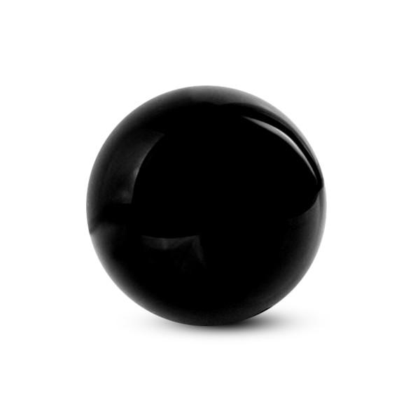 Black Obsidian Sphere, 2 1/4 Inch