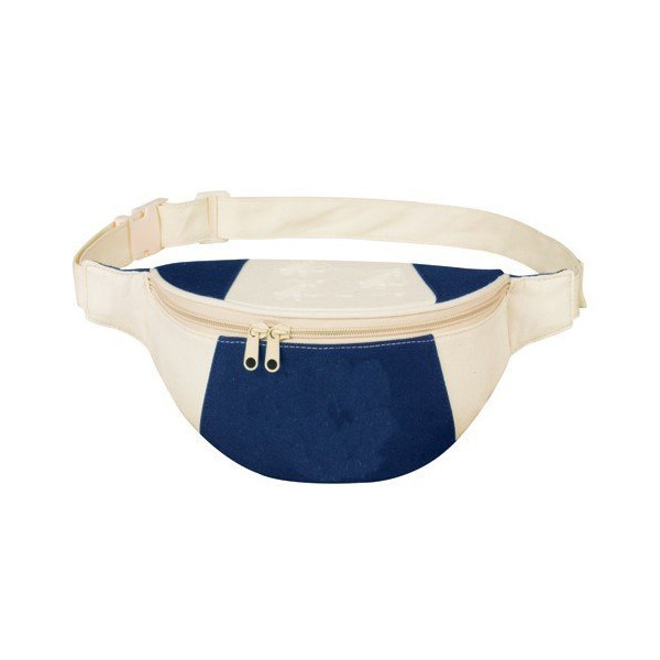 Yens Eco-Green Fanny Pack, Navy Blue