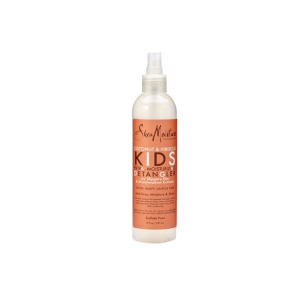 SheaMoisture KIDS Extra-Moisturizer Detangler - Coconut & Hibiscus - 8 oz