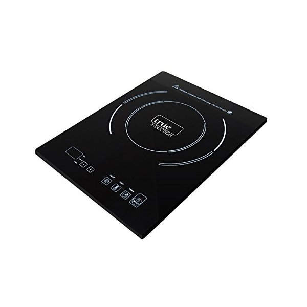 True Induction P3D Single Burner Induction Cooktop, Energy Efficient